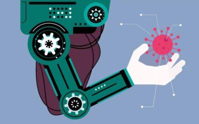 L'intelligence artificielle, une arme pour gagner le combat contre la Covid-19