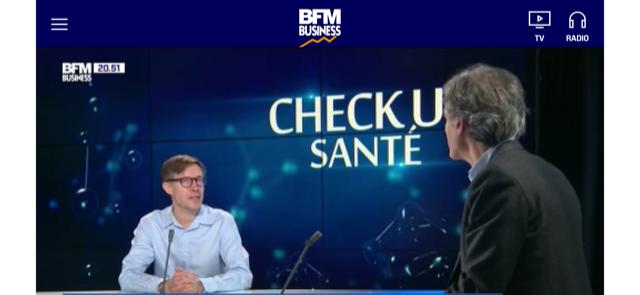 interview BFM business